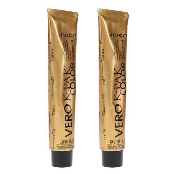 Joico Vero K-Pak Color Age Defy 8MB+ Medium Mocha Blonde 2.5 oz 2 Pack