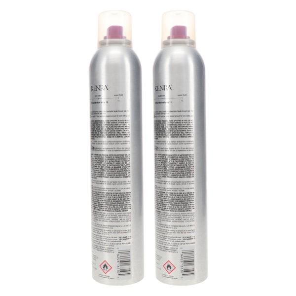 Kenra Perfect Medium Spray #13 10 oz 2 Pack