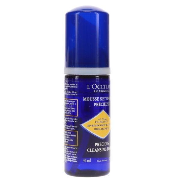 L'Occitane Immortelle Precious Cleansing Foam 1.7 oz