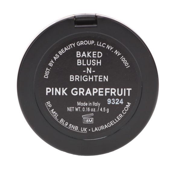 Laura Geller Baked Blush-n-Brighten Pink Grapefruit 0.16 oz