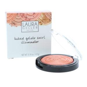 Laura Geller Baked Gelato Swirl Illuminator Peach Glow 0.16 oz