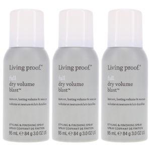 Living Proof Full Dry Volume Blast 3 oz 3 Pack