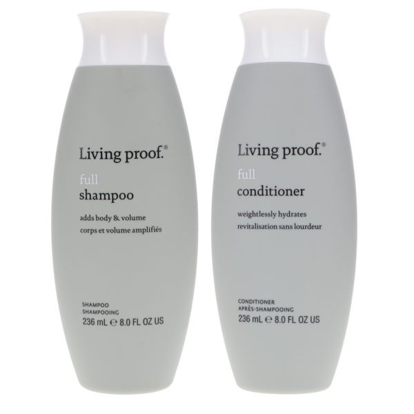 Living Proof Full Shampoo 8 oz & Full Conditioner 8 oz Combo Pack