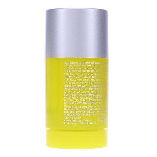 L'Occitane Men's Cedrat Stick Deodorant 2.6 oz