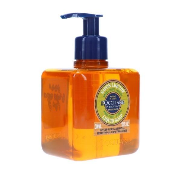L'Occitane Shea Hands & Body Verbena Liquid Soap 10.1 oz