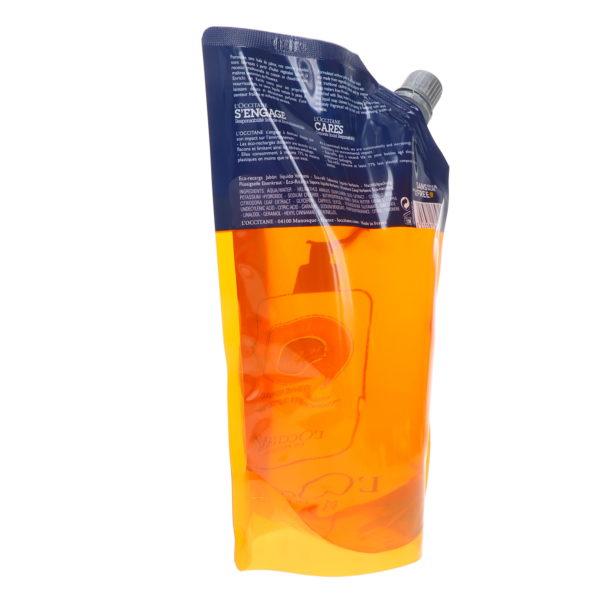 L'Occitane Shea Hands & Body Verbena Liquid Soap Refill 16.9 oz