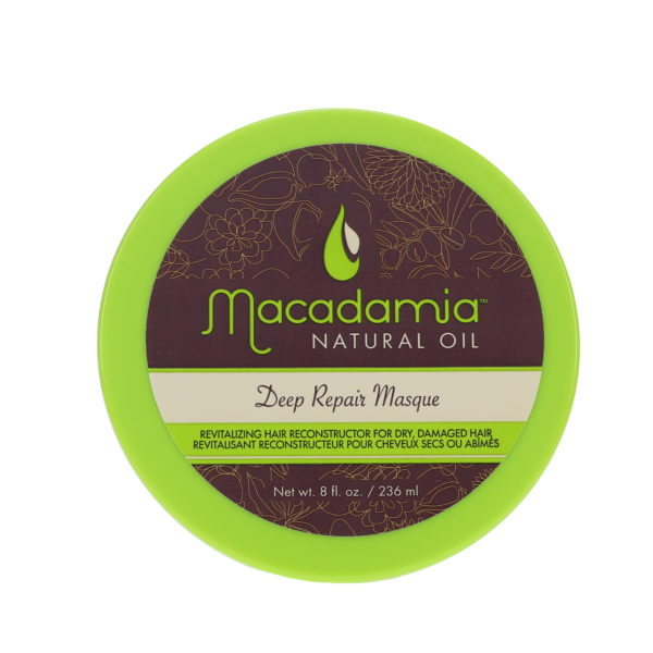Macadamia Natural Oil Deep Repair Masque 8 oz