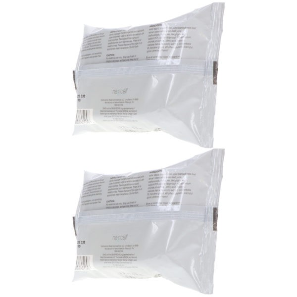 Obagi SUZANOBAGIMD On the Go Cleansing and Makeup Removing Wipes 25 count 2 Pack