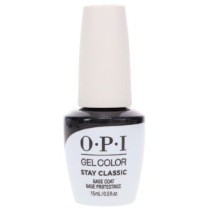 OPI GelColor Stay Classic Base Coat 0.5 oz