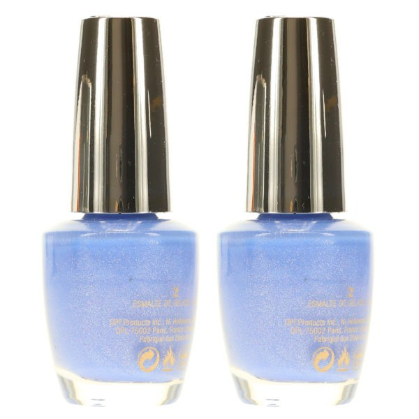 OPI Infinite Shine Show Us Your Tips 0.5 oz 2 Pack