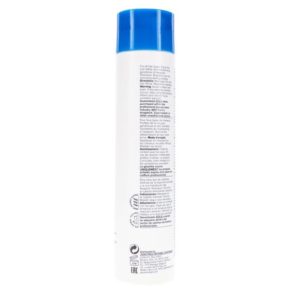Paul Mitchell Awapuhi Shampoo 10.14 oz