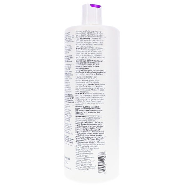 Paul Mitchell ExtraBody Daily Conditioner 33.8 oz