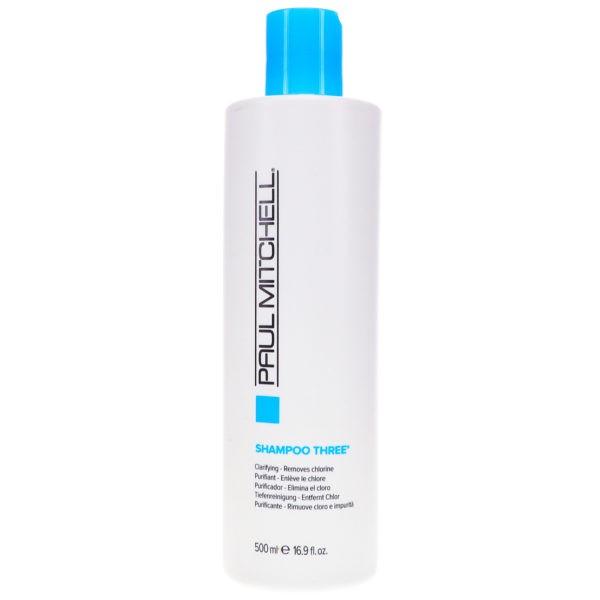 Paul Mitchell Shampoo Three 16.9 oz