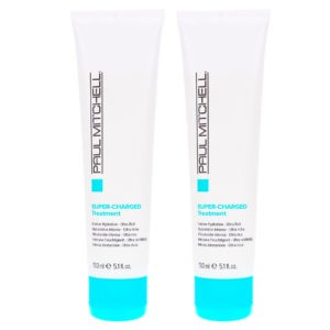 Paul Mitchell Supercharged Treatment 5.1 oz 2 Pack