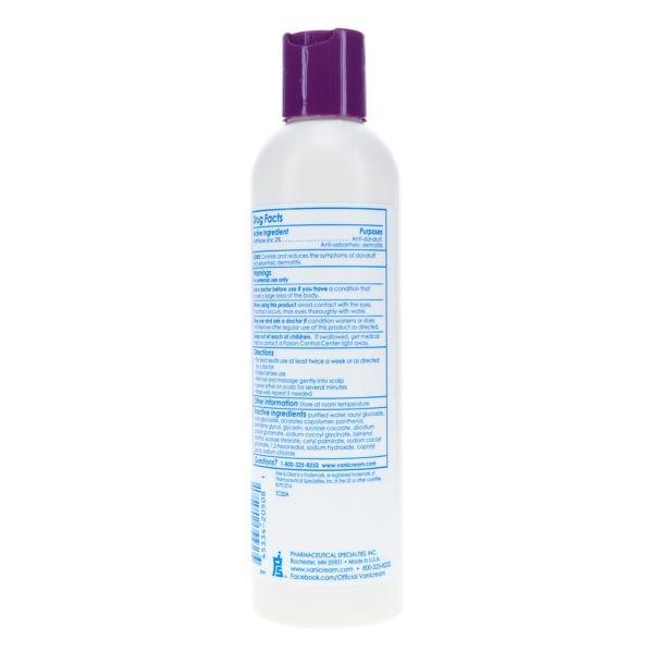 Free & Clear Medicated Anti-Dandruff Shampoo 8 oz 2 Pack