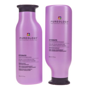Pureology Hydrate Shampoo 9 oz & Hydrate Conditioner 9 oz Combo Pack