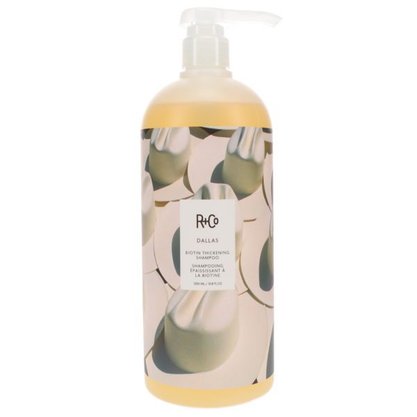R+CO Dallas Thickening Shampoo 33.8 oz