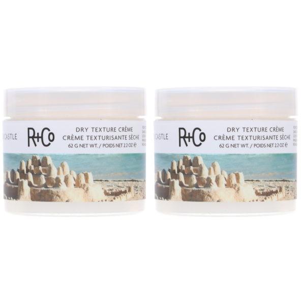 R+CO Sand Castle Dry Texture 2.2 oz 2 Pack