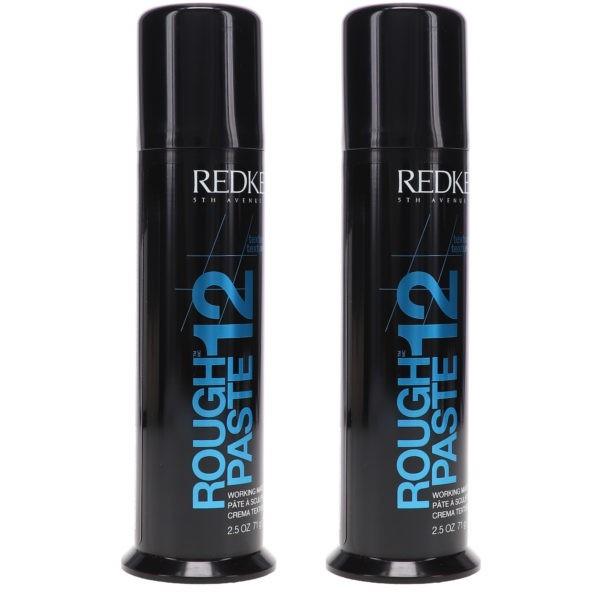Redken 12 Rough Paste Working Material 2.5 oz 2 Pack