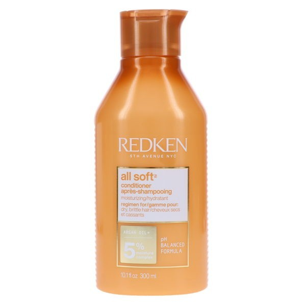 Redken All Soft Conditioner 10.1 oz