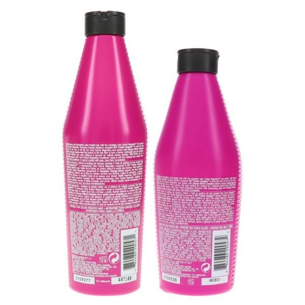 Redken Color Extend Magnetics Shampoo 10.1 oz & Color Extend Magnetics Conditioner 8.5 oz Combo Pack