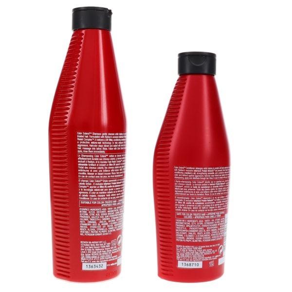 Redken Color Extend Shampoo 10.1 oz & Color Extend Conditioner 8.5 oz Combo Pack