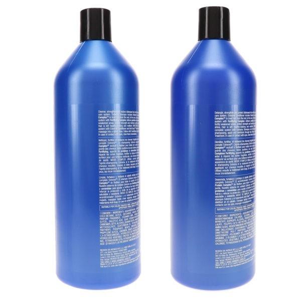 Redken Extreme Shampoo 33.8 oz & Extreme Conditioner 33.8 oz Combo Pack