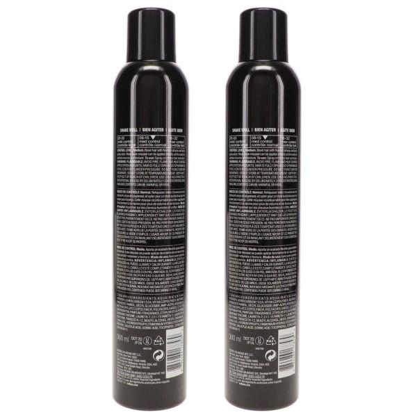 Redken Guts 10 Volume Spray Foam Mousse 10.58 oz 2 Pack