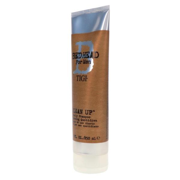 TIGI Bed Head For Men Clean Up Daily Shampoo 8.45 oz