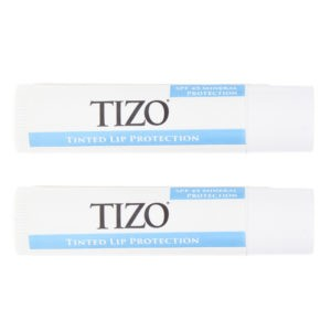 TIZO Solar Protection Formula LIPTECT SPF 45 0.14 oz 2 Pack