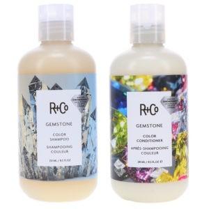 R+CO Gemstone Color Shampoo 8.5 oz & Gemstone Color Conditioner 8.5 oz Combo Pack